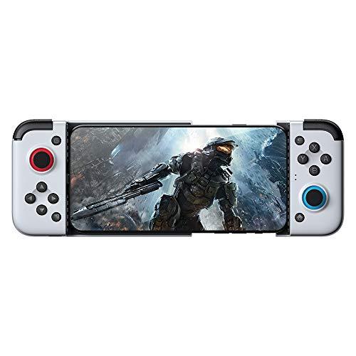 GameSir X2 Typ C Mobile Gaming Controller, Game Controller für Android, Plug & Play Game Controller unterstützen Cloud Gaming, MC5, Implosion und mehr Typ C USB-Anschlüsse