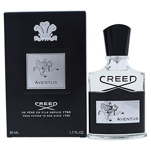 Creed Aventus homme/man Eau de Parfum Spray, 1er Pack (1 x 50 ml)