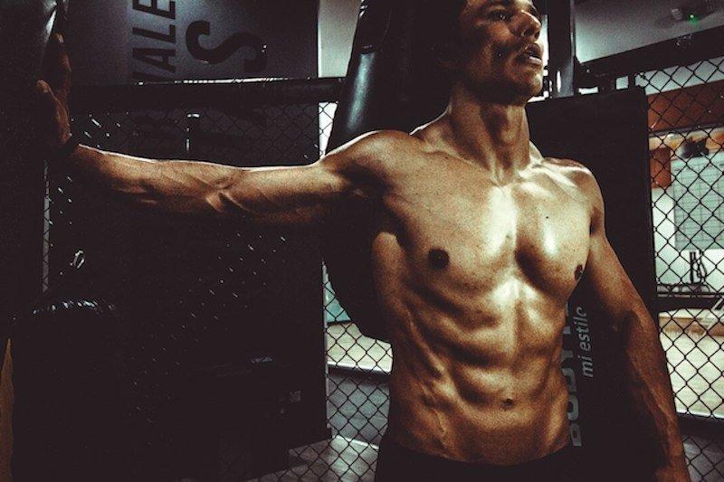 Effektiver Muskelaufbau