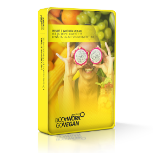 Trainingsplan und Ernährungsplan Vegan - Bodywork360 GO VEGAN