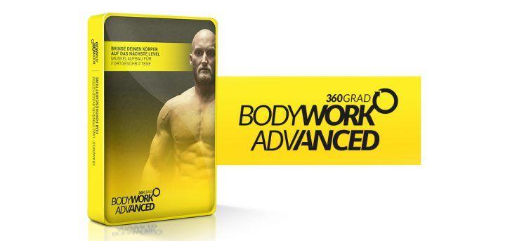 Muskelaufbau Trainingsplan - Bodywork360 ADVANCED