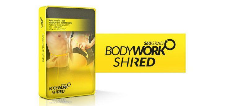 Trainingsplan zum abnehmen - Bodywork360 SHRED
