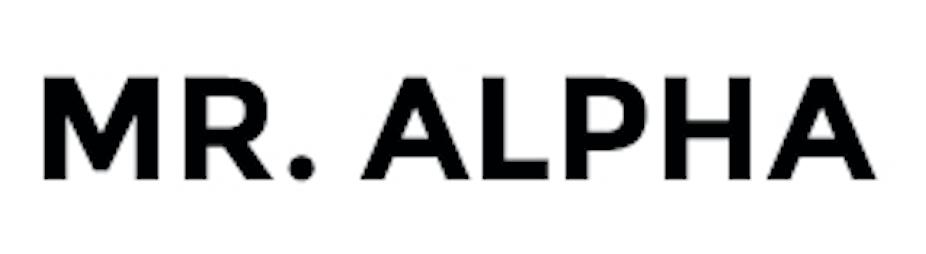 MR. ALPHA