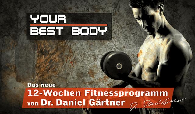 Trainingsplan zum abnehmen - Your Best Body - das 12 Wochen Fitnessprogramm