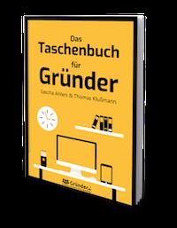 """Buch """"Taschenbuch für Gründer"""""""