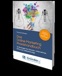 "Buch ""Das Online Marketing Praxisbuch"""
