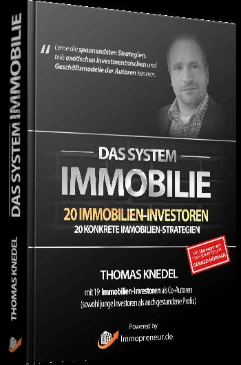 "Buch ""Das System Immobilie"""