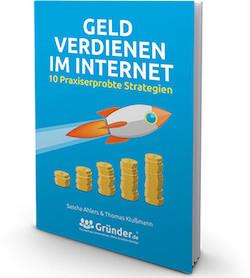 """Buch """"Geld verdienen im Internet"""""""