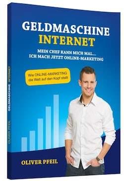"""Buch """"Geldmaschine Internet"""""""