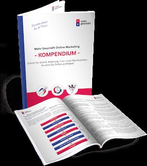 """Buch """"Das Online Marketing Kompendium"""""""
