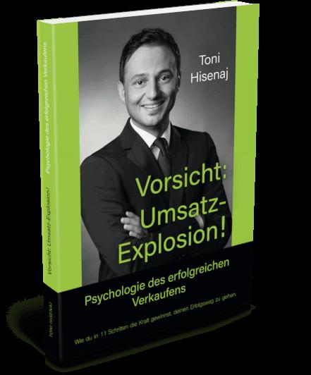 Buch Vorsicht: Umsatz-Explosion