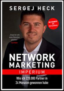 """Buch """"Network Marketing Imperium"""""""
