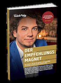 """Buch """"Der Empfehlungsmagnet"""""""