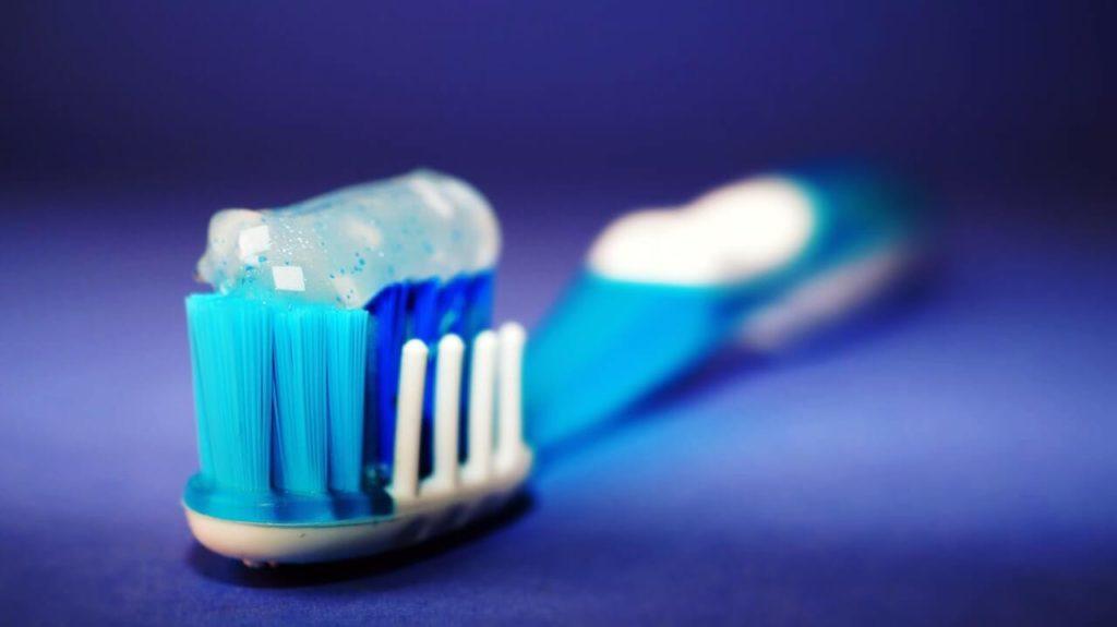 weiße Zähne Zahnpasta